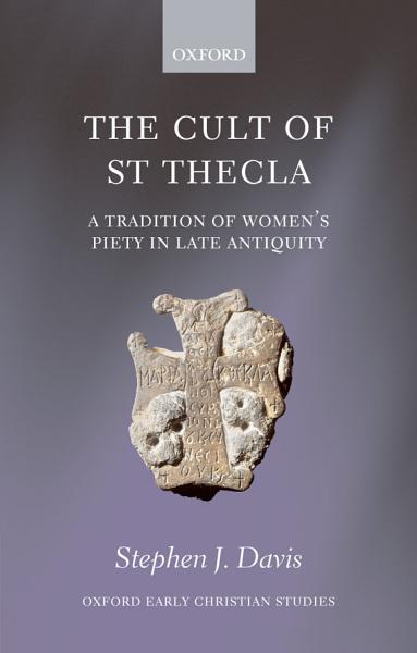 Download The Cult of Saint Thecla Book