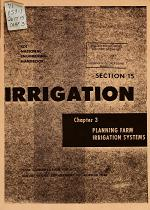 Planning Farm Irrigation Systems