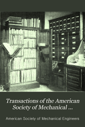 Transactions of the American Society of Mechanical Engineers: Volume 24