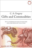 Gifts and Commodities PDF
