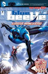 Blue Beetle (2011-) #7