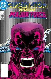 Captain Atom (1986-) #15