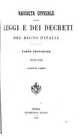 Raccolta ufficiale delle leggi e dei decreti del Regno d'Italia: Volume 3