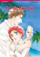 FOR HIS LITTLE GIRL: Harlequin Comics