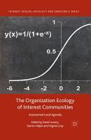 The Organization Ecology of Interest Communities PDF