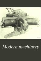 Modern Machinery PDF