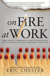 On Fire at Work Book