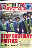 Junior Graphic PDF