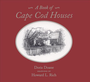 A Book of Cape Cod Houses Book