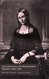 Ehejahre, 1840-1856