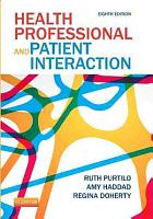 Health Professional and Patient Interaction PDF