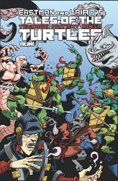 Teenage Mutant Ninja Turtles: Tales of TMNT Vol. 3