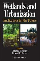 Wetlands and Urbanization PDF