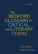 Bedford Glossary of Critical   Literary Terms PDF