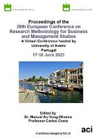 ECRM 2021 20th European Conference on Research Methods in Business and Management PDF