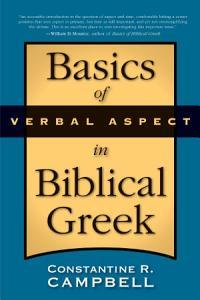 Basics of Verbal Aspect in Biblical Greek Book