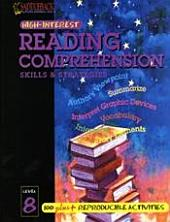 Reading Comprehension Skills & Strategies Level 8
