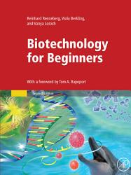 Biotechnology for Beginners PDF