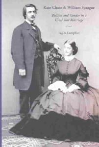 Kate Chase and William Sprague Book