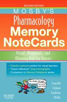 Mosby s Pharmacology Memory NoteCards PDF