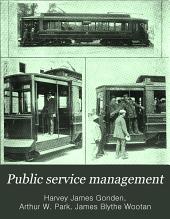 Public Service Management: Volumes 4-5