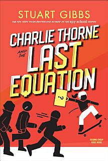 Charlie Thorne and the Last Equation Book