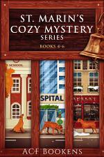 St. Marin's Cozy Mystery Box Set Volume II - Books 4-6
