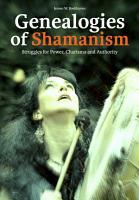 Genealogies of Shamanism PDF