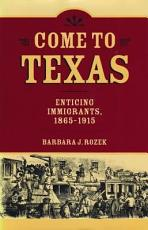 Come to Texas PDF