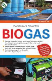 Panduan Praktis Biogas