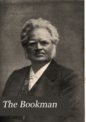 The Bookman: Volume 31