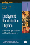 Employment Discrimination Litigation PDF