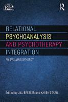 Relational Psychoanalysis and Psychotherapy Integration PDF