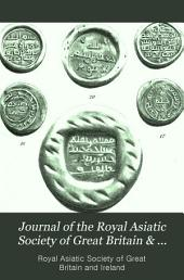 Journal of the Royal Asiatic Society of Great Britain and Ireland: Volume 10