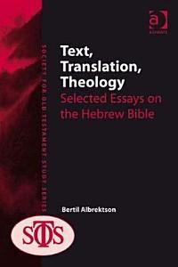 Text  Translation  Theology PDF