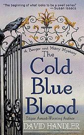 The Cold Blue Blood: A Berger and Mitry Mystery