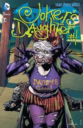 Batman: The Dark Knight feat Joker's Daughter (2013-) #23.4