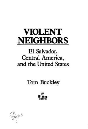 Violent Neighbors PDF