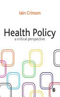 Health Policy PDF