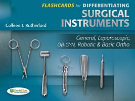 Flashcards for Differentiating Surgical Instruments PDF