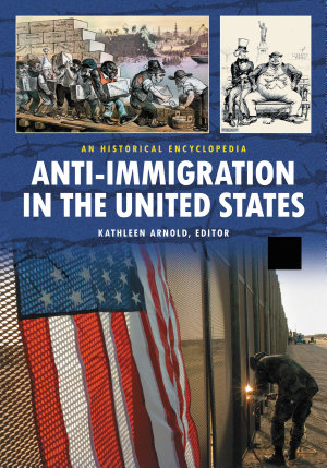 Anti immigration in the United States PDF