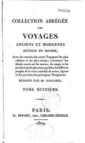 Collection abrégée des voyages anciens et modernes autour du monde