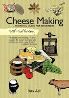 Self Sufficiency  Cheese Making PDF
