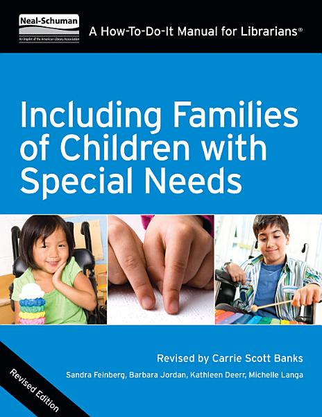 Including Families of Children with Special Needs PDF