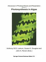 Photosynthesis in Algae