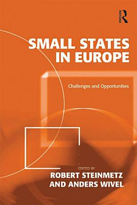 Small States in Europe PDF