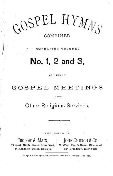 Download Gospel Hymns Combined Book