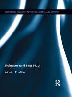 Religion and Hip Hop PDF