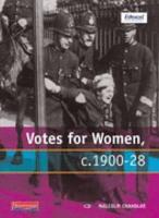 Votes for Women  C 1900 28 PDF