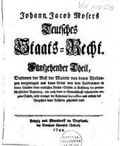 Teutsches Staats-Recht: Band 7